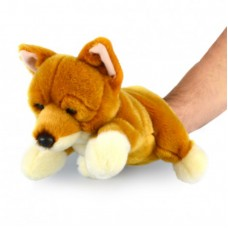 Dingo Full Body Hand Puppet 32cm By Korimco